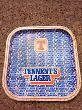 Tennent's lager tray