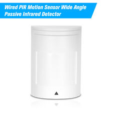 Wired PIR Motion Sensor Wide Angle Passive Infrared Detector For Home V9B6