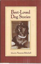 Best Loved Dog Stories vanessa mitchell Hardcover Book New