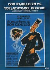 Fernandel : Don Camillo en de edelachtbare Peppone / Don Camillo E L'Onorevole P