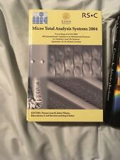 Micro Total Analysis Systems 2004