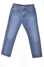 """Tommy Hilfiger """"Tommy Jean"""" Reg Passform Gerades Bein Denim Jeans W36 L34 gute blau"""