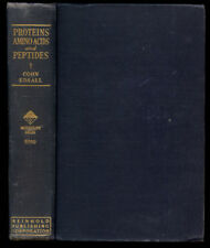 Edwin J Cohn / Proteins Amino Acids and Peptides as Ions and Dipolar Ions 1943