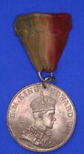 1937 Coronation medal EDWARD VIII 38mm *[20746]