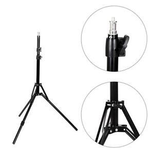 NEW Studio Light Stand 2m Adjustable Professional Tripod UK