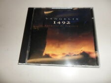 CD  Vangelis  ‎– 1492 – Conquest Of Paradise (Music From The Original Soundtrack