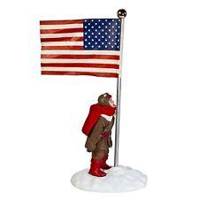 Kurt S Adler Flick I Dare You A Christmas Story Flagpole Home Decor Figurine