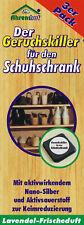 Braeco Geruchskiller Schuhschrank 3er-Pack