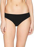 prAna Women's 183353 Breya Bikini Bottom Swimwear Black Size XS