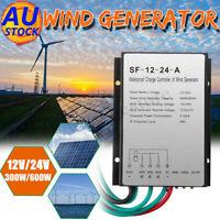 AUS 600W 12V/24V Waterproof Windmill Wind Turbine Generator Charge Controller