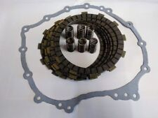 Clutch Repair Kit, EBC & clutch gasket, springs for Triumph Tiger 955i, 2001- 06
