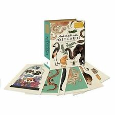 Animalium Postcards Katie Scott Templar Cards 9781783706259