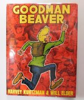 GOODMAN BEAVER..HARDBACK. SIGNED Kurtzman & Elder LIMITED #046 of 1250 FIRST ED.