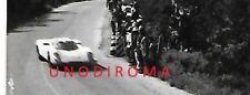 1968 TARGA FLORIO PORSCHE 907 VINCITORI ELFORD MAGLIOLI FOTO ORIGINALE 7,3x10,5