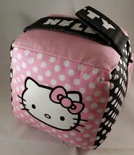 "Hello Kitty fabric Door Stop - 6"" Cube ☆ New UK stock ☆"