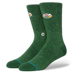 """New with Tags Stance Socks Friends """"The Last One"""" Central Perk(L 9-13) TV Unisex"""