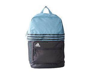 adidas Rucksack Sports Backpack 3S classic backpack AY5403 blau-schwarz