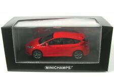 Ford Focus ST (race red) 2011