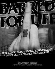 Barred for Life: How Black Flag's Iconic Logo Became Punk Rock's Secret Handsha
