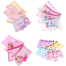 Kids Children Underwear Cartoon Baby Girls Short Panties Children Briefs Gift*