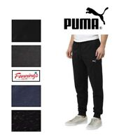 SALE! Puma Men's French Terry Jogger Drawstring Sweatpant Variety Colors / Sizes