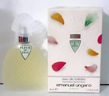 Emanuel Ungaro Fleur de Diva EDT 50ML Spray New & Rare