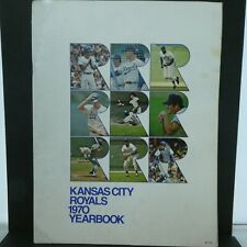 1970 Kansas City Royals Yearbook