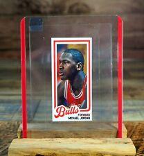 1984 85 Michael Jordan Rookie RC Supermini Chicago Bulls  NO 1986 Fleer GOAT