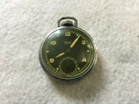 Westclox Pocket Ben Vintage Mechanical Wind Up Pocket Watch