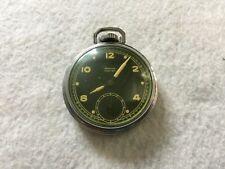 Westclox Pocket Ben Vintage Mechanical Wind Up Pocket Watch
