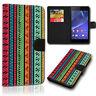 Design Book Handy Tasche Hülle Etui Schutz Auswahl 7 für Samsung Galaxy S10 E