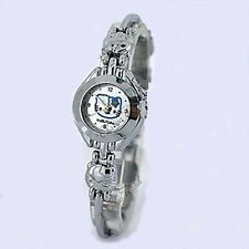 Neat Ladies Hello Kitty Watch Silver Style