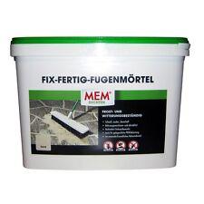 MEM Fix-Fertig-Fugenmörtel 25 kg sand