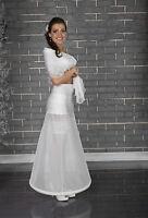 Women Wedding Bridal Petticoat for A-line Dress Floor Length R13-220