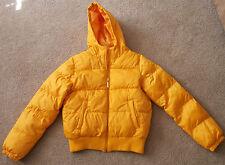 Southpole Orange Down Puffy Jacket Coat Size L winter