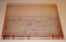 Microfich Ersatzteilkatalog Peugeot 605 - Stand 12/1991