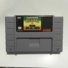 Super Mario All Stars & Super Mario - SNES  - USA seller/Shipper!  Battery Save!