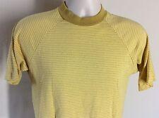 Vtg 60s 70s Striped Raglan T-Shirt M Campus 50/50 Mod Hippie