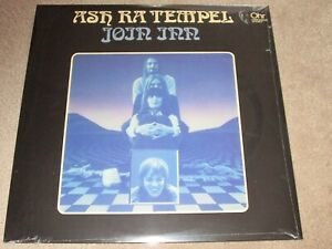 ASH RA TEMPEL - JOIN INN - NEW LP RECORD