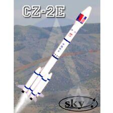 Sky Flying Model Rocket Kit CZ-2E 7151