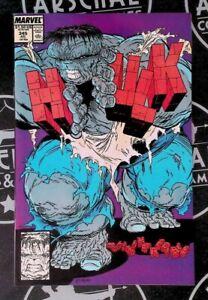 Incredible Hulk #345 NM 9.4 1988 Copper Age Marvel Comics Todd Mcfarlane Art