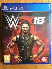 WWE 2K18 (unsealed) - PS4 UK Release New!