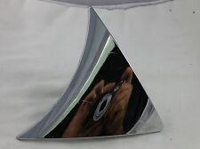 Ferretti Wheels Chrome Custom Wheel Center Cap Inserts # STW-145-C / TR360