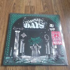 TRANSPARENT DAYS - WEST COAST NUGGETS  NEW 2 x LP SEALED 50TH SUMMER OF LOVE