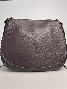 Coach 1941 Oxblood Whiplash Saddle Bag 38219 or 20115 $695 RARE HTF