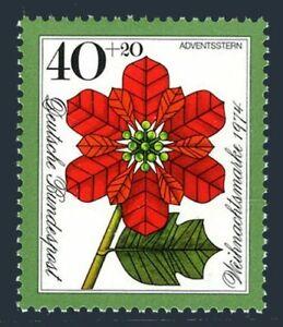 Germany B516 block/4,MNH.Michel 824. Christmas 1974.Advent Decoration.
