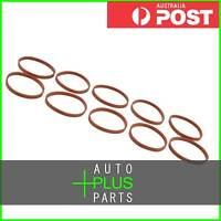 Fits VOLKSWAGEN TOURAN - THROTTLE BODY O-RING PCS 10