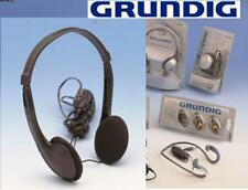 AURICULAR SPECIAL TV CONTROL VOLUMEN y 5m. CABLE GRUNDIG 5250 TV
