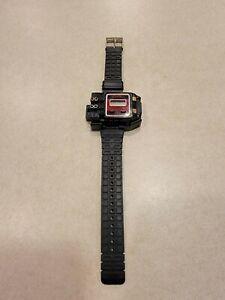 Quintel Racer Jet 1980s Wrist Watch Vintage Transformer Robot