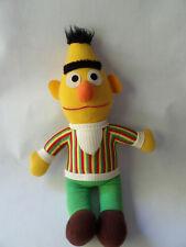 "Knickerbocker Bert 15"" Plush Stuffed Doll  Sesame Street Muppet Vintage 80s"
